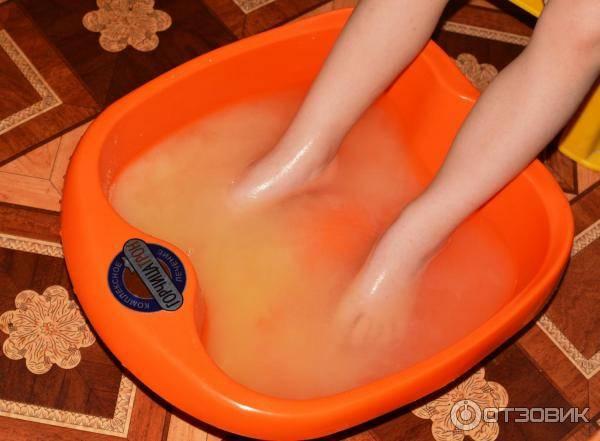 Парить ноги при кашле ребенку
