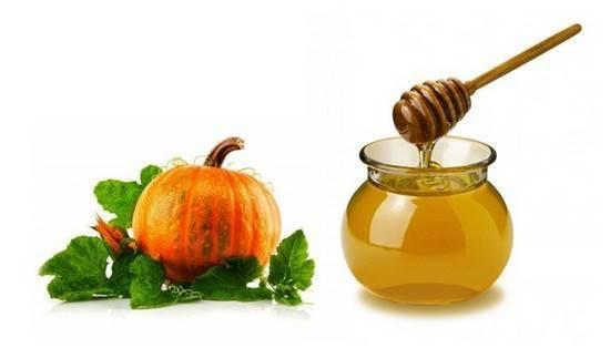 Тыква с медом для лечения и очищения печени: рецепты