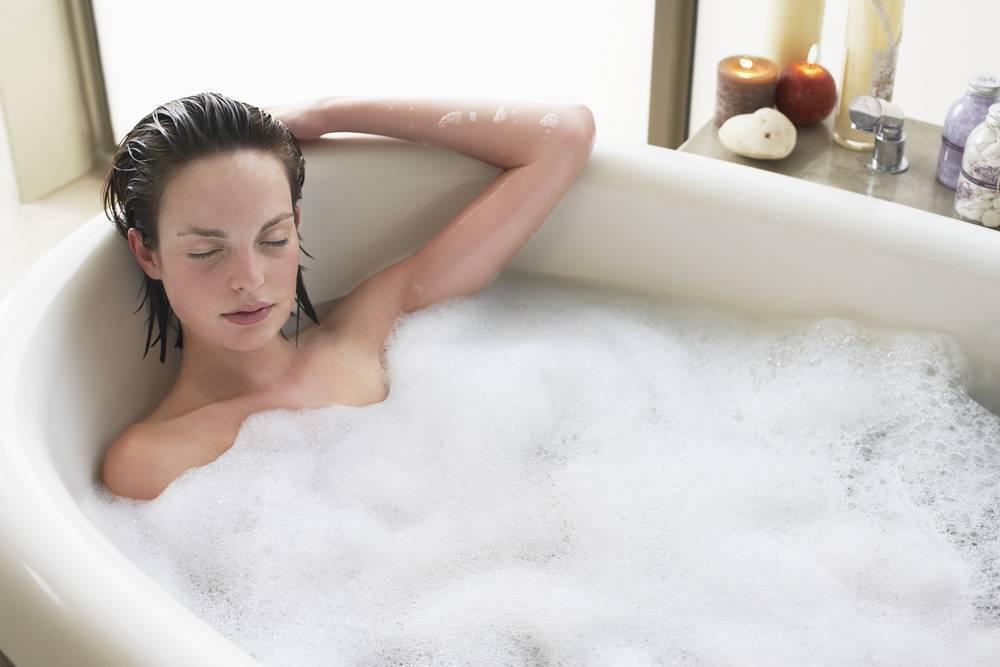 ванны при цистите у женщин