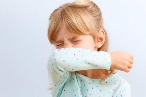 хрипы в горле при дыхании у ребенка