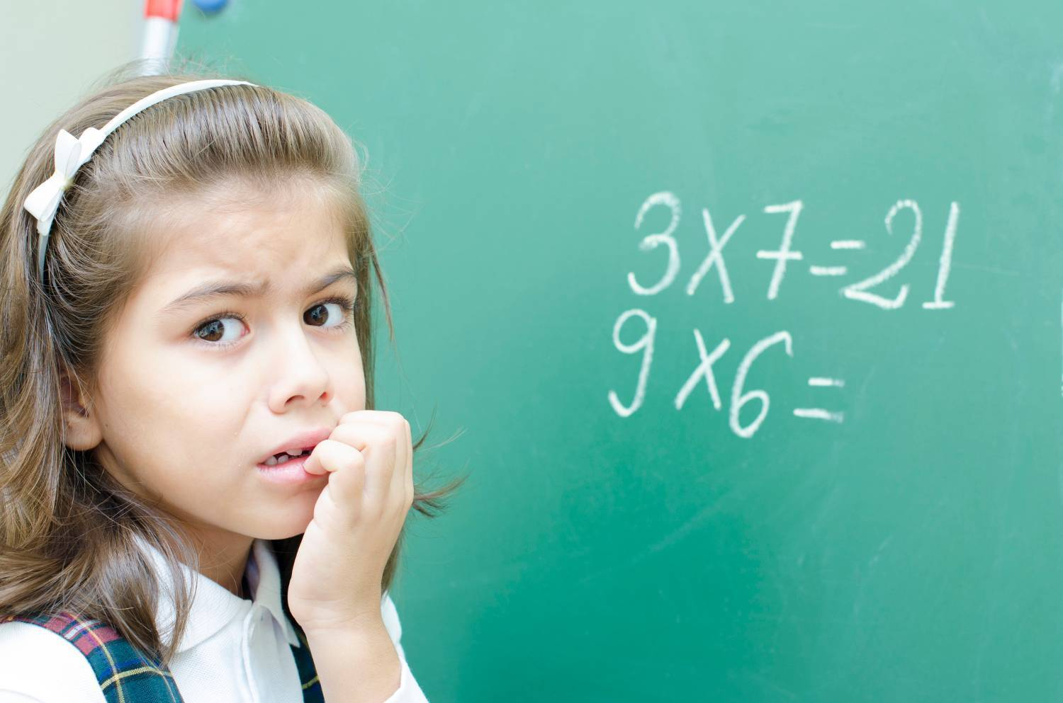 Боязнь школы и общественных мест у ребенка