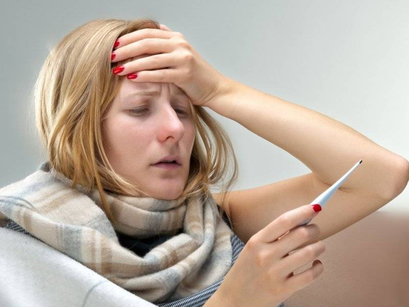 Температура 37 болит горло и голова с глазами