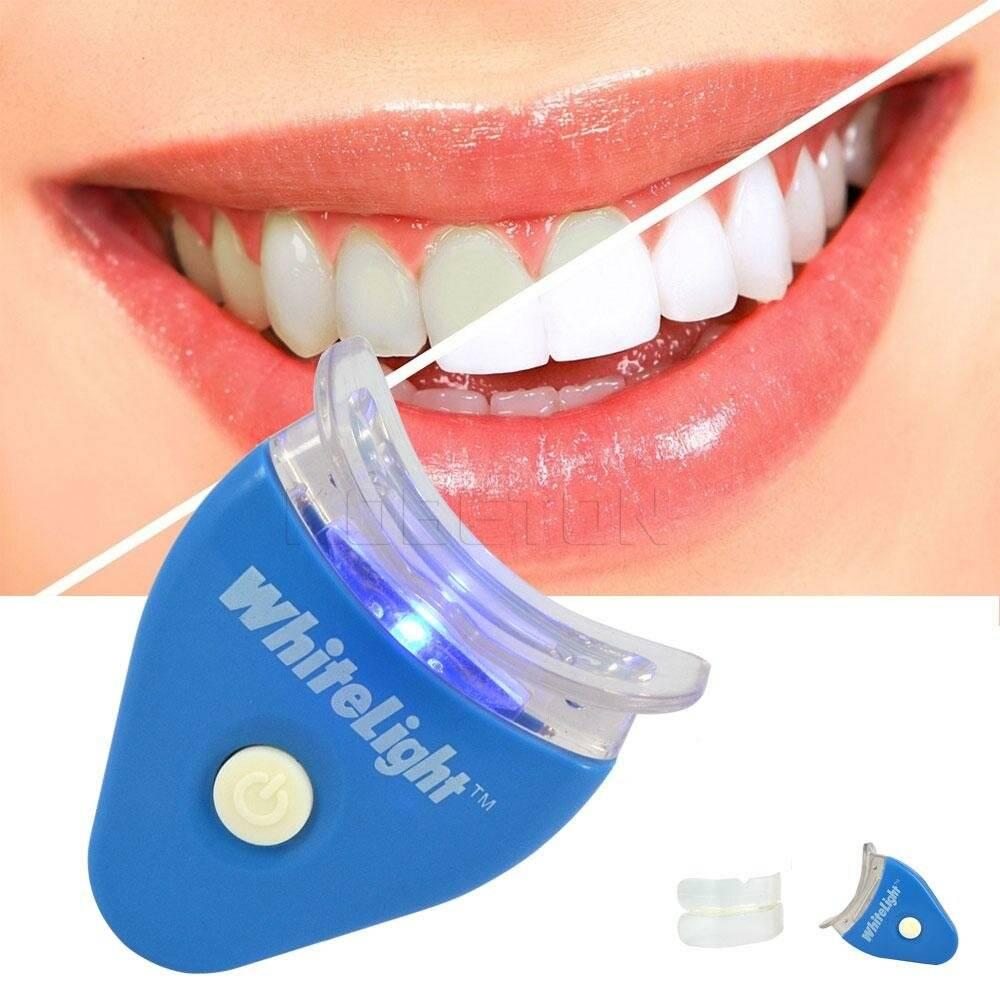 Капы для отбеливания зубов: виды, эффективность, инструкция по применению / mama66.ru
