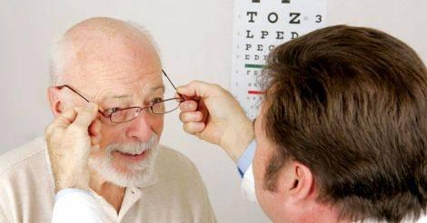 Как предупредить возрастные изменения зрения?