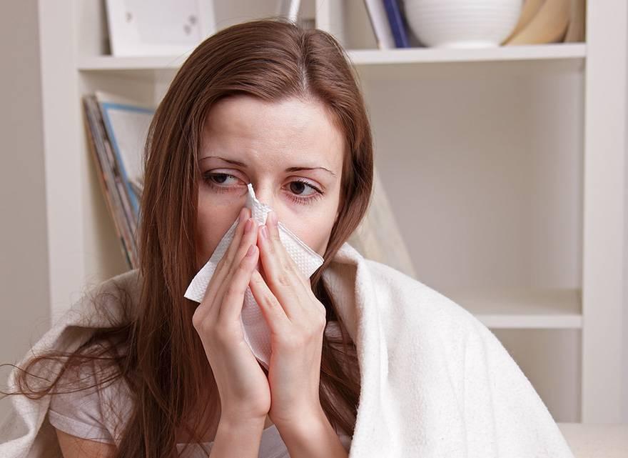 Симптомы гайморита при беременности и методы лечения