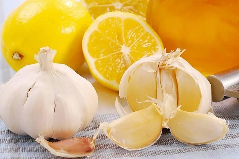 холестерин повышен лечение чесноком