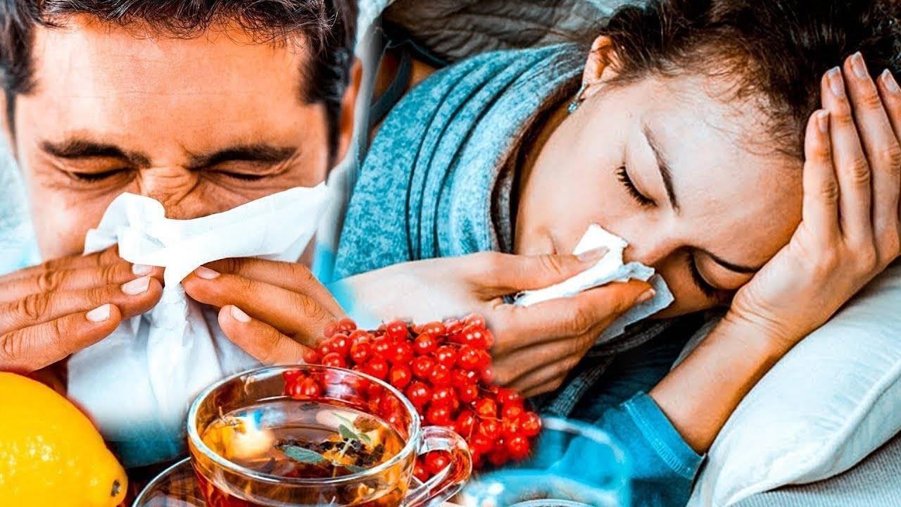 Узнайте как вылечить хронический насморк