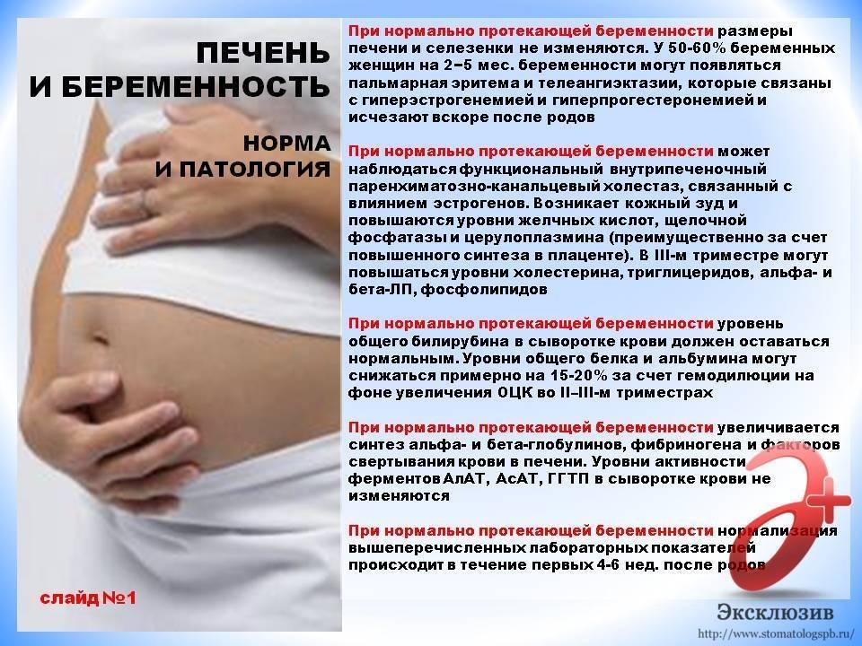 гепатит с при беременности последствия для ребенка