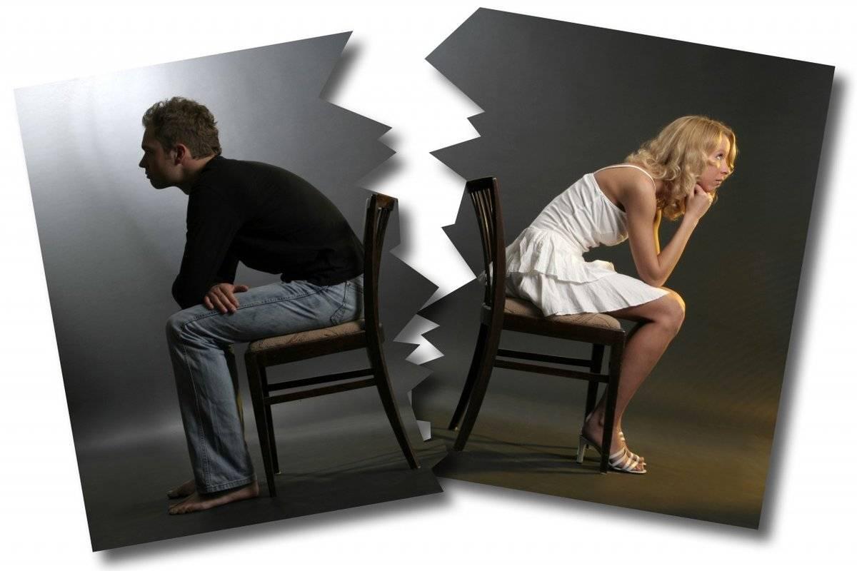 Депрессия, возникающая после расставания с любимым человеком