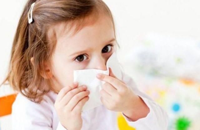 Как лечить вязкие прозрачные сопли у ребенка