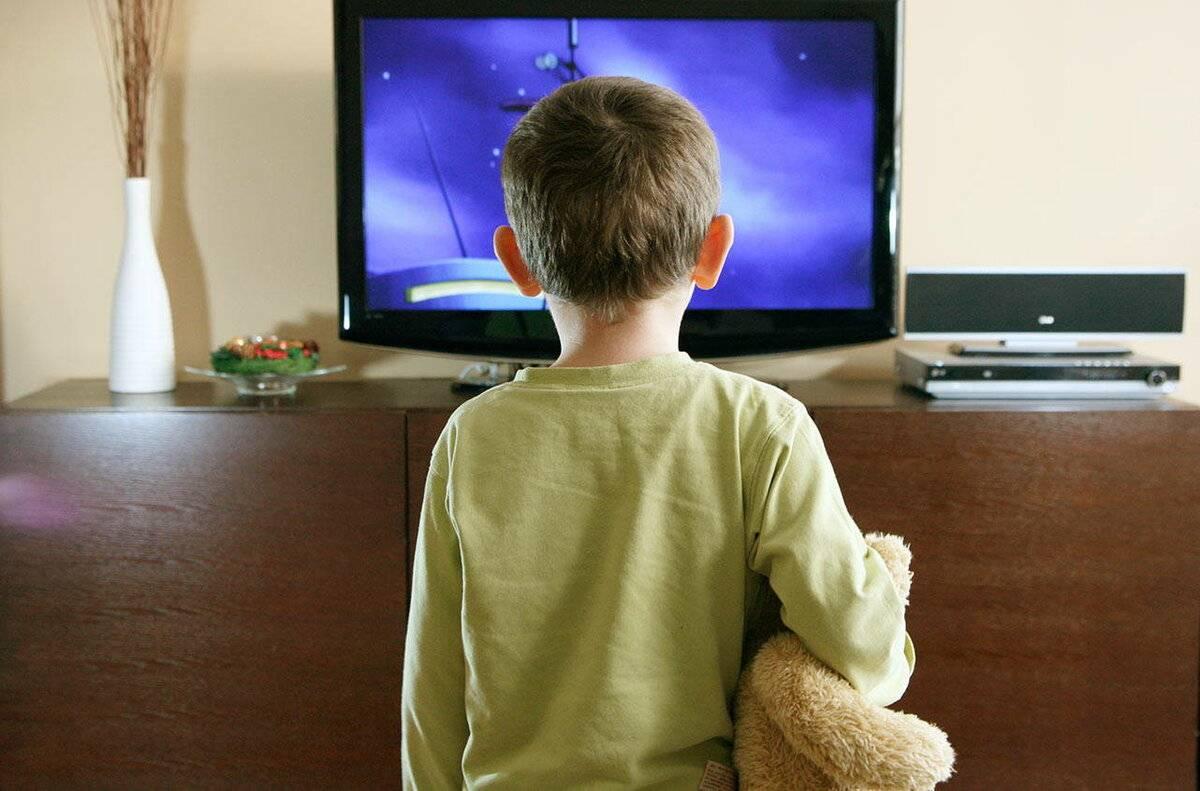 зависимость от телевизора как называется