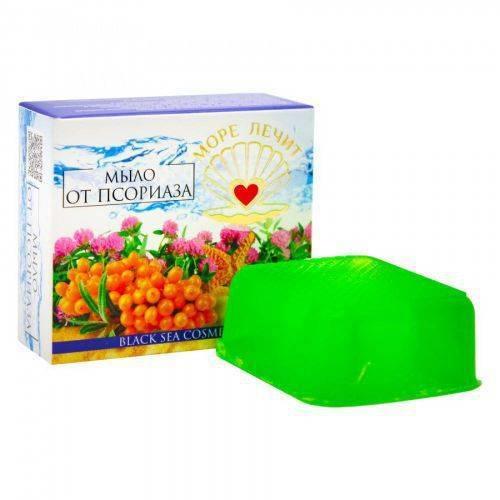 Как хозяйственное мыло лечит псориаз