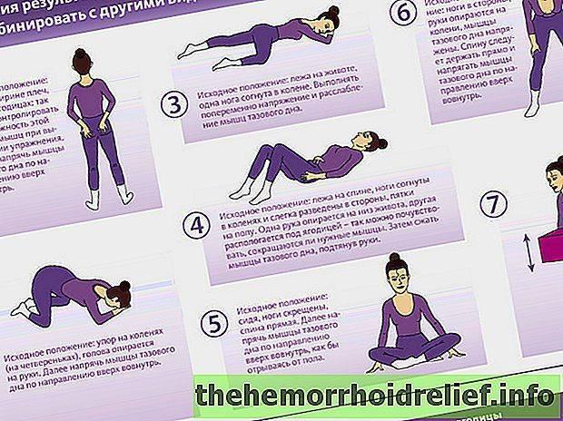 Упражнения от геморроя: эффективные лечебные комплексы, рекомендации, правила, видео