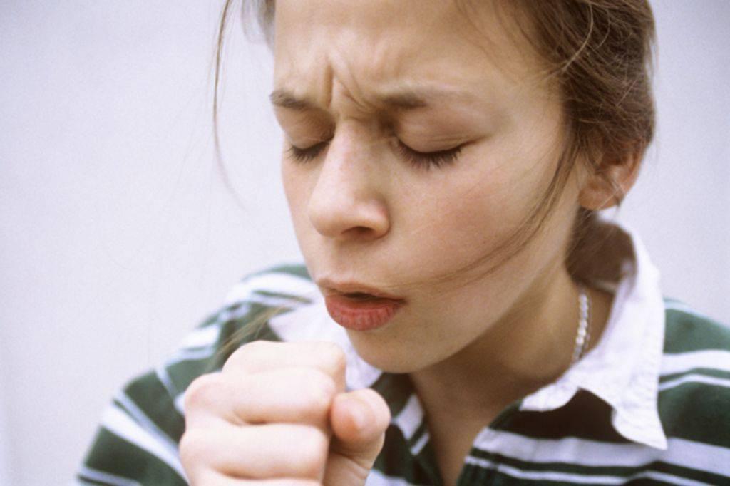свистящий кашель у ребенка без температуры