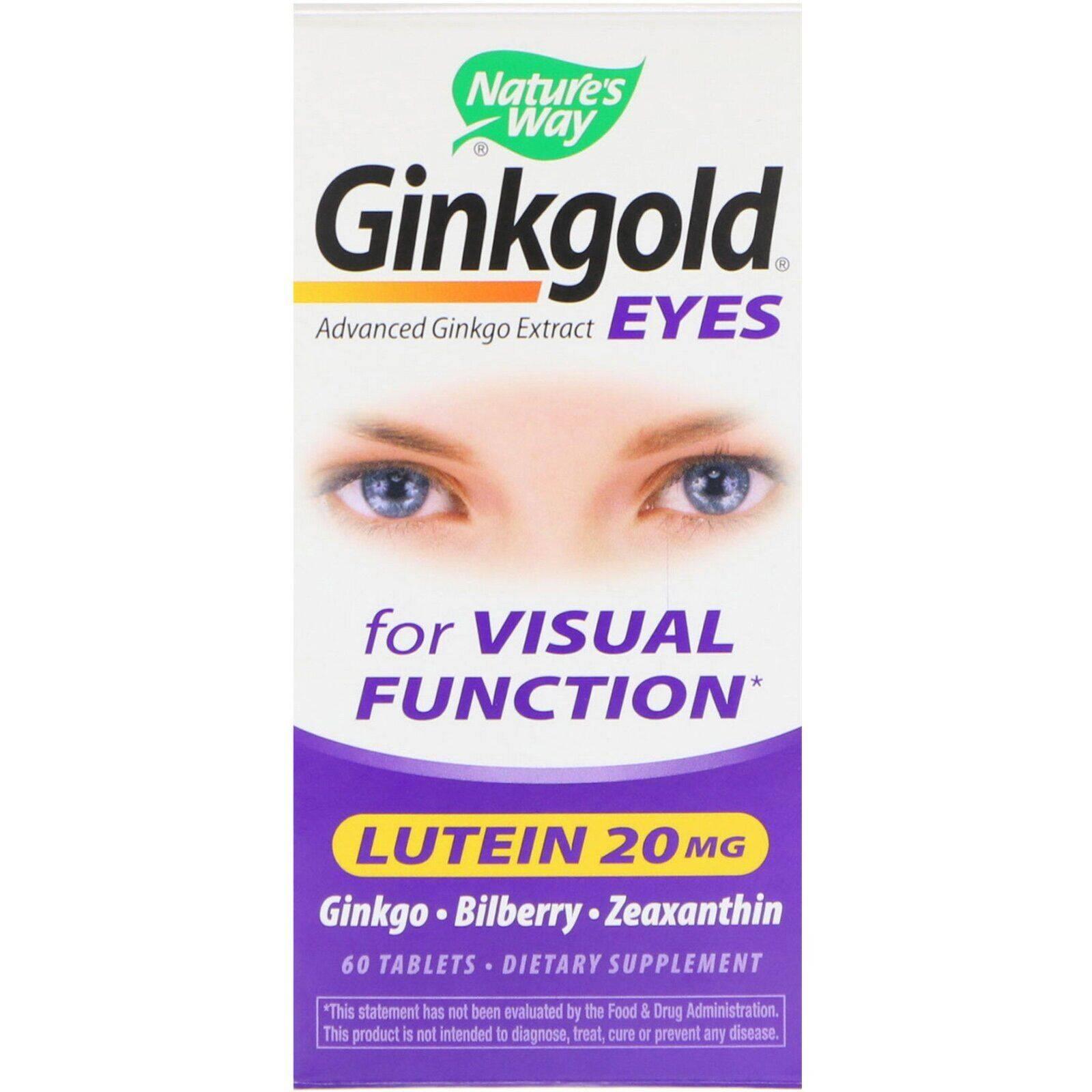 Таблетки и препараты для улучшения зрения: топ лучших средств