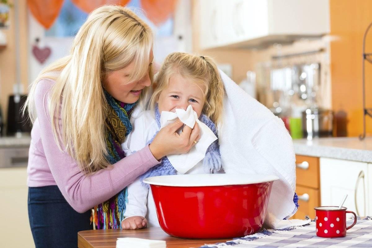 Как сделать ингаляцию от кашля и насморка в домашних условиях