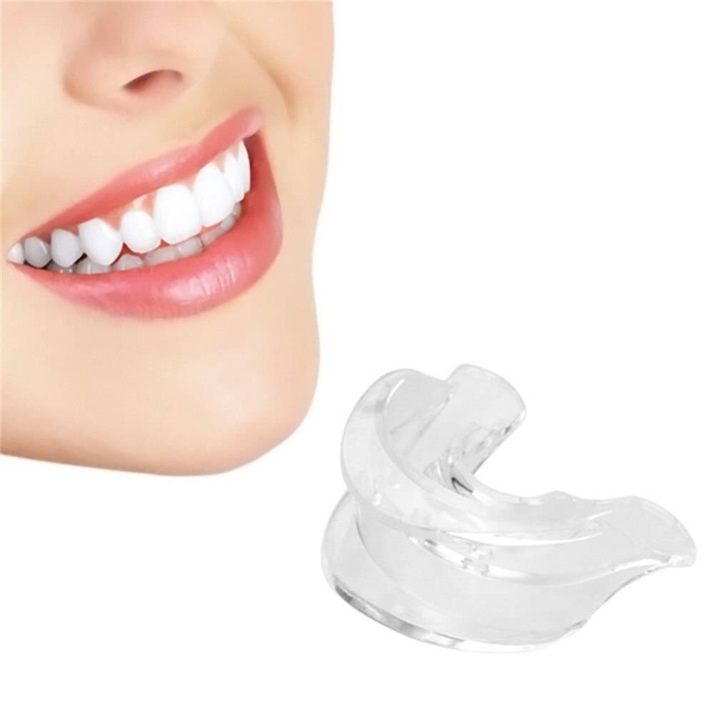 Капы для отбеливания зубов. отбеливание зубов капами