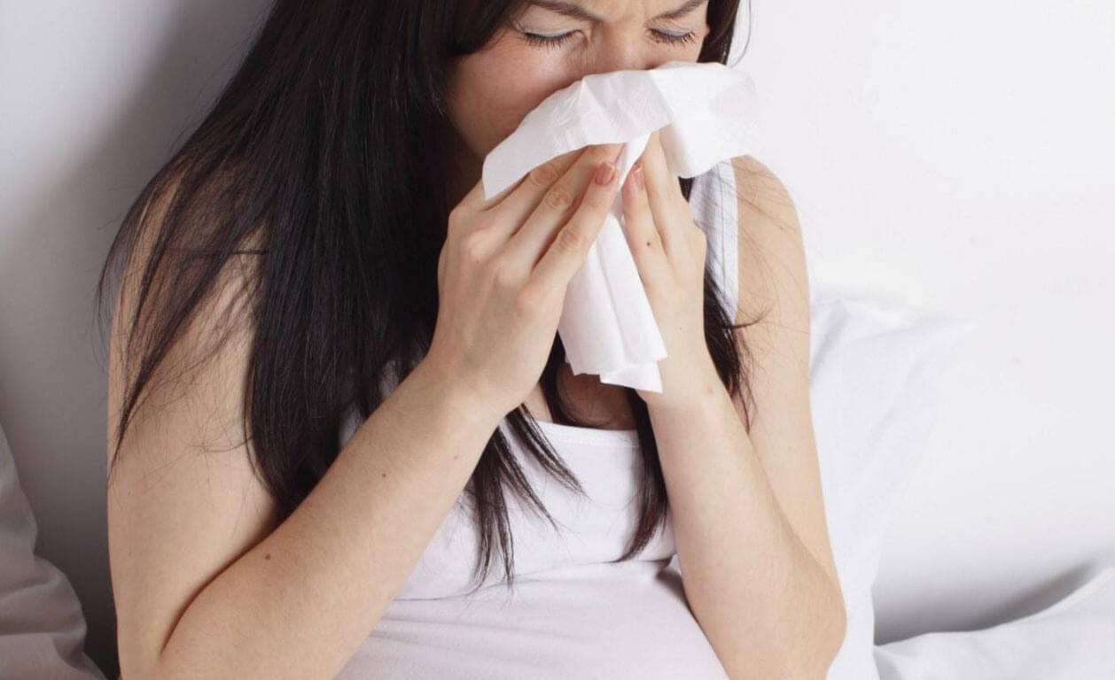лечение насморка и кашля при беременности