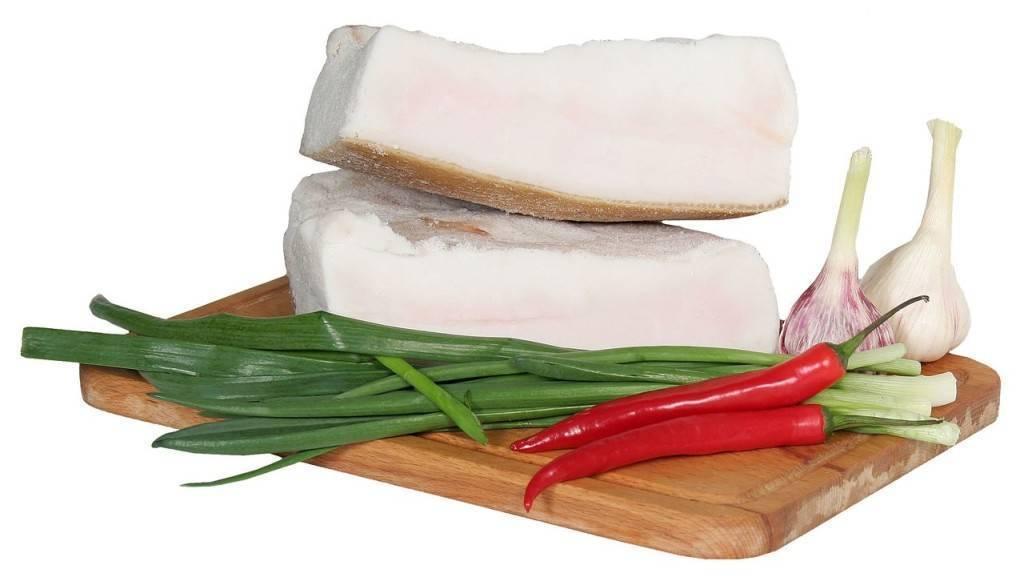 Какое сало можно есть при высоком уровне холестерина?
