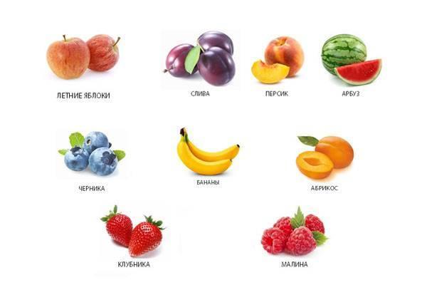 какие овощи и фрукты можно есть после удаления желчного пузыря