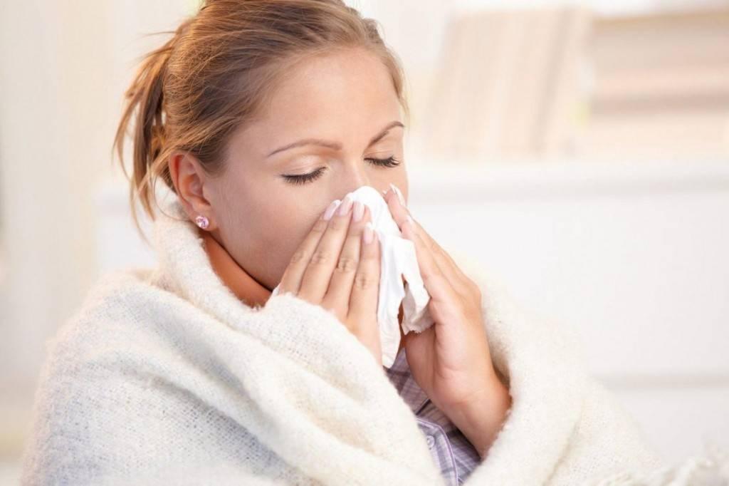 можно ли заразиться от насморка