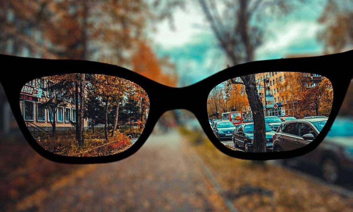 нечеткость зрения причины