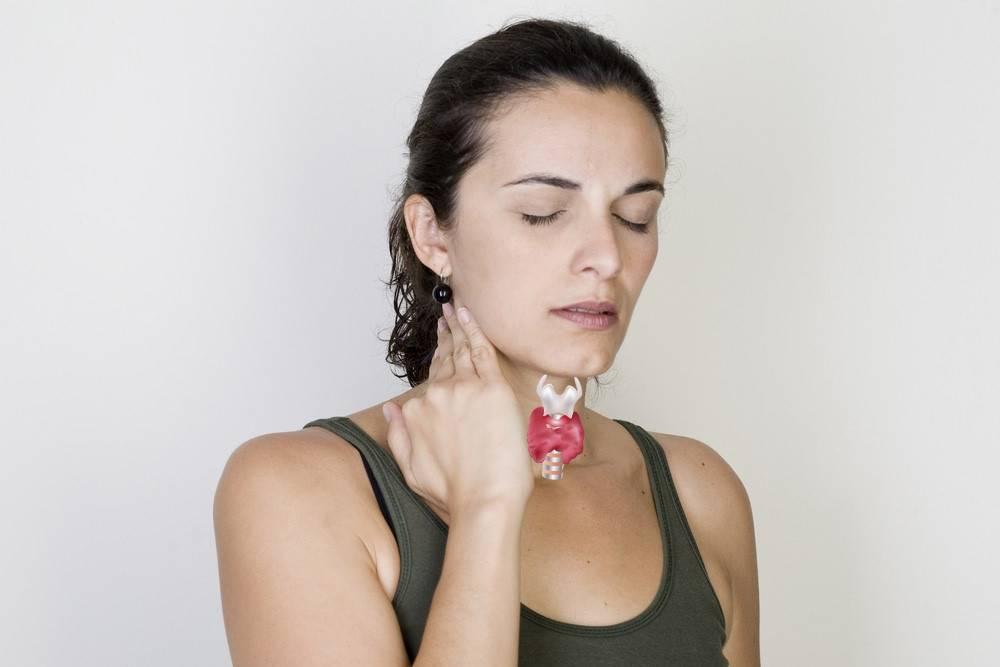 щитовидная железа и облысение