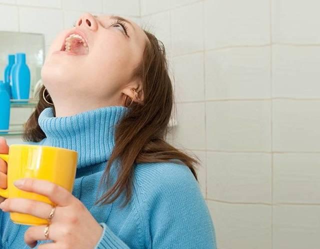 Полоскание горла свекольным соком при ангине отзывы