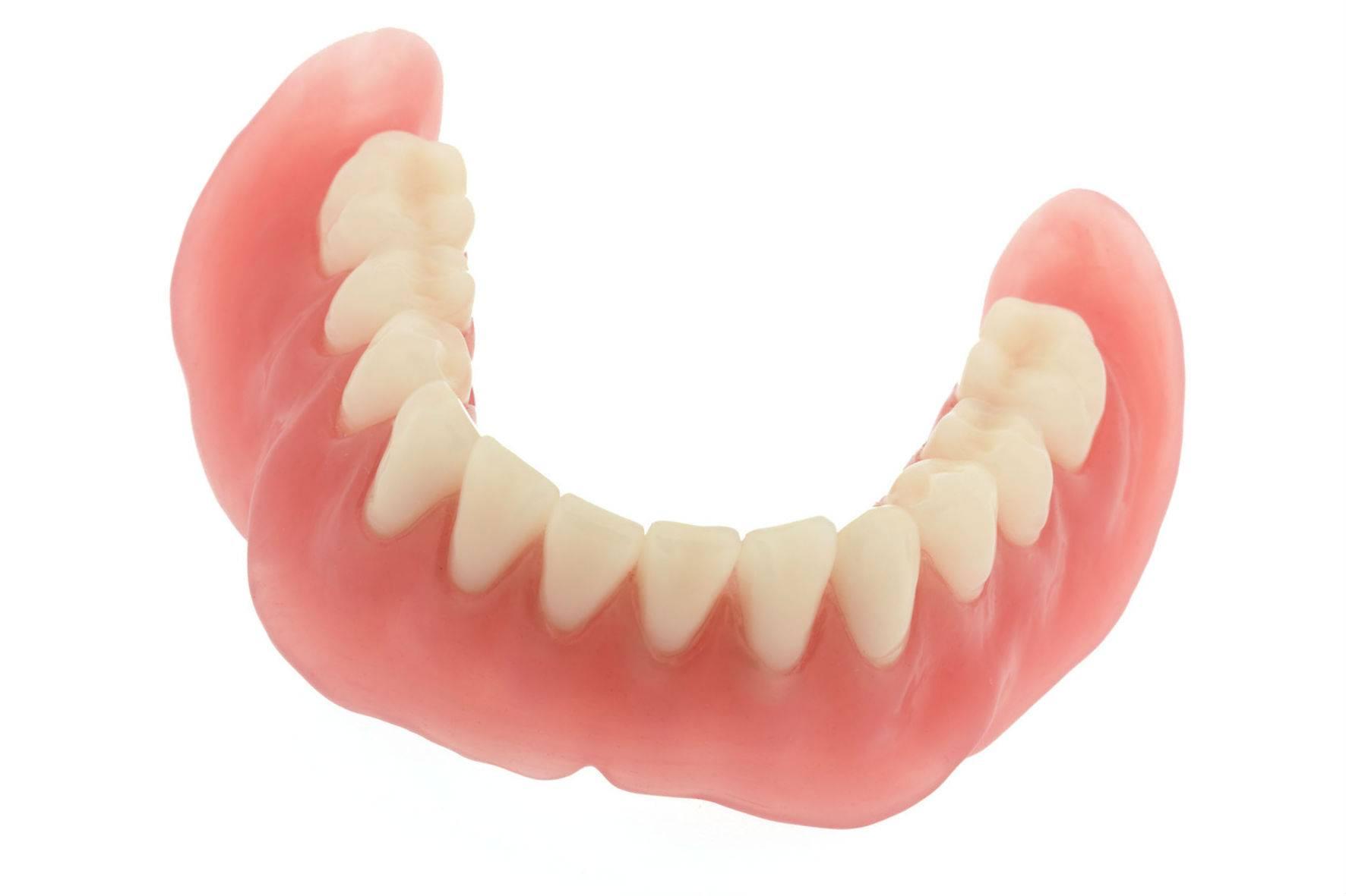 Гибкие съемные зубные протезы: достоинства и недостатки