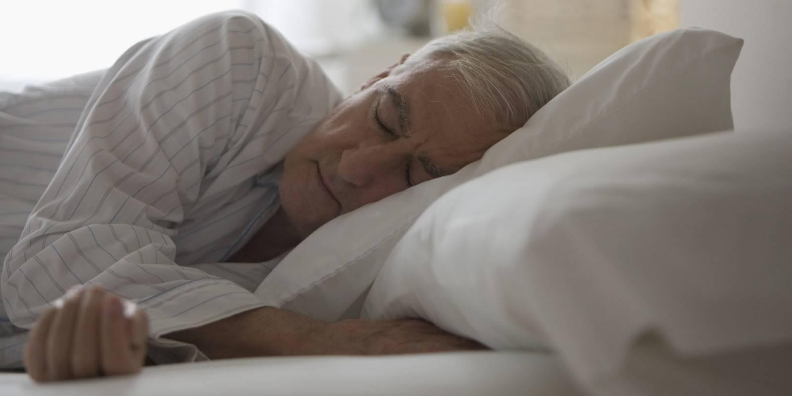 чем лечить бессонницу в пожилом возрасте