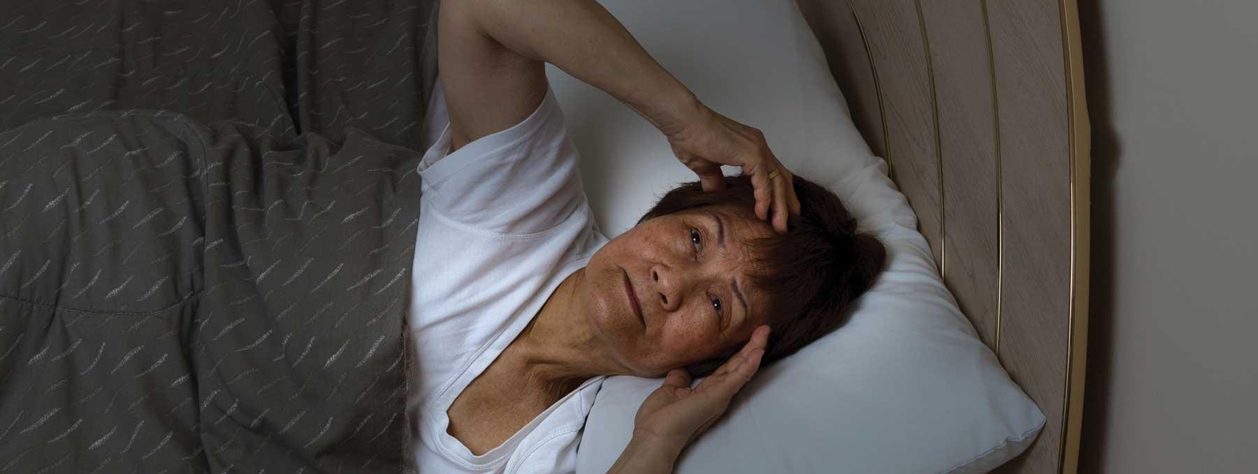 Бессонница при климаксе: причины, методы лечения, почему возникает, как бороться, профилактика