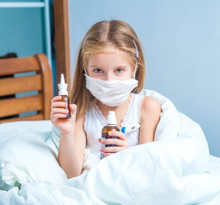 Как определить и вылечить гайморит у ребенка?