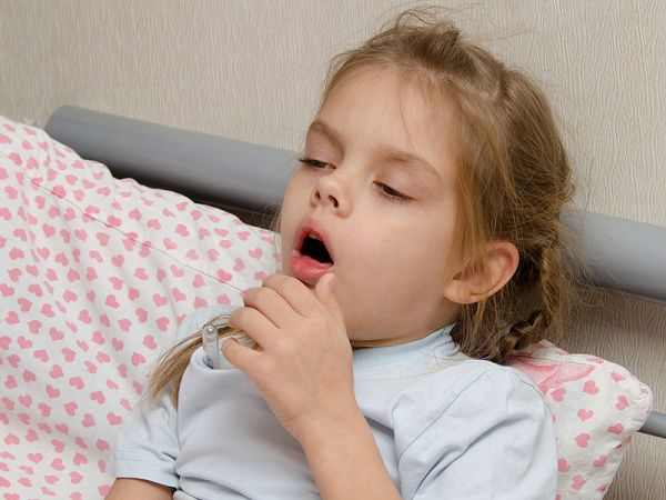 лечение кашля у ребенка 3 лет