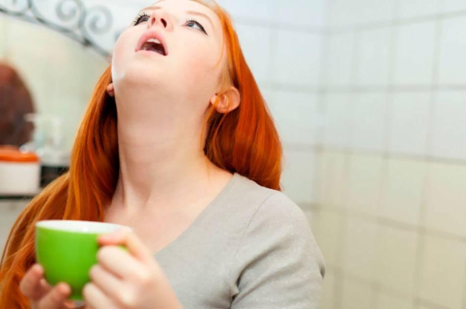 Полоскание горла при тонзиллите [в домашних условиях]