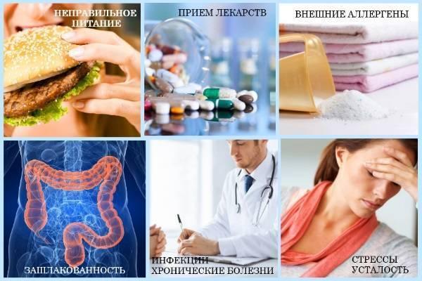 астма и дерматит