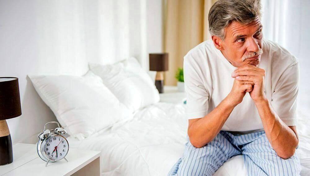 борьба с бессонницей у пожилых