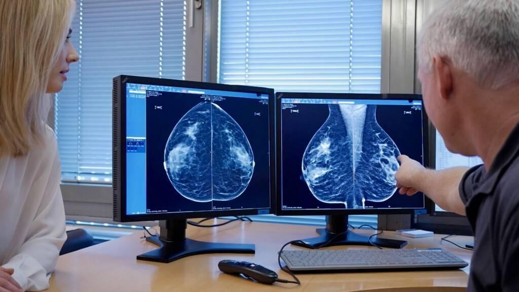 Дуктография или маммография с контрастом
