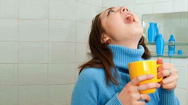Способы смягчения горла при сухом непродуктивном кашле