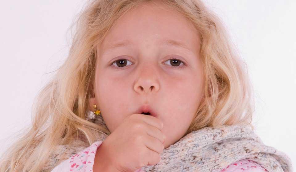 симптомы аллергического кашля у детей и причина