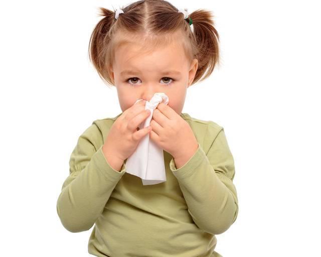 гайморит симптомы у детей 3 лет