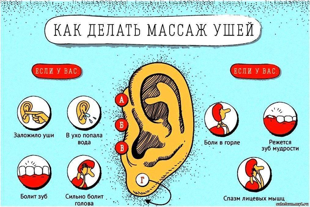 заложило ухо при беременности