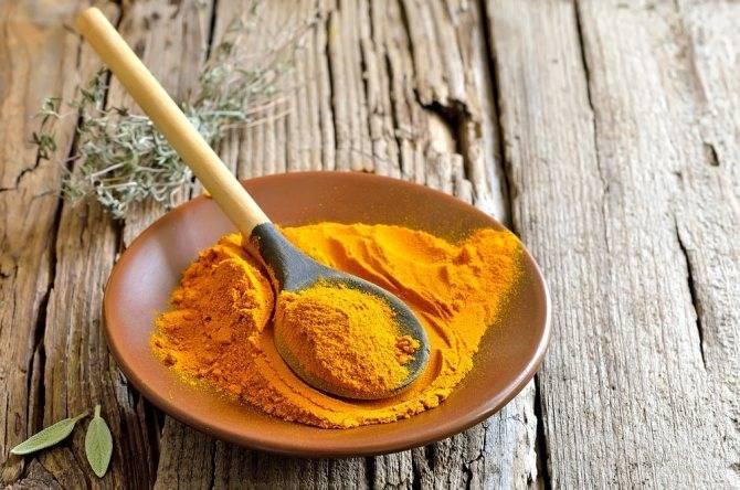 куркума полезные свойства лечение печени