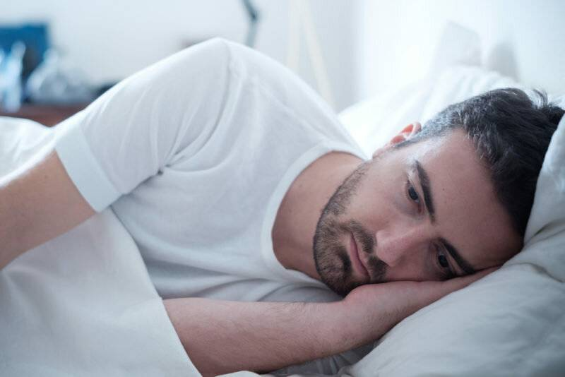 Хроническая бессонница: что это, симптомы и причины