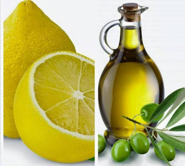 очистка печени оливковым маслом