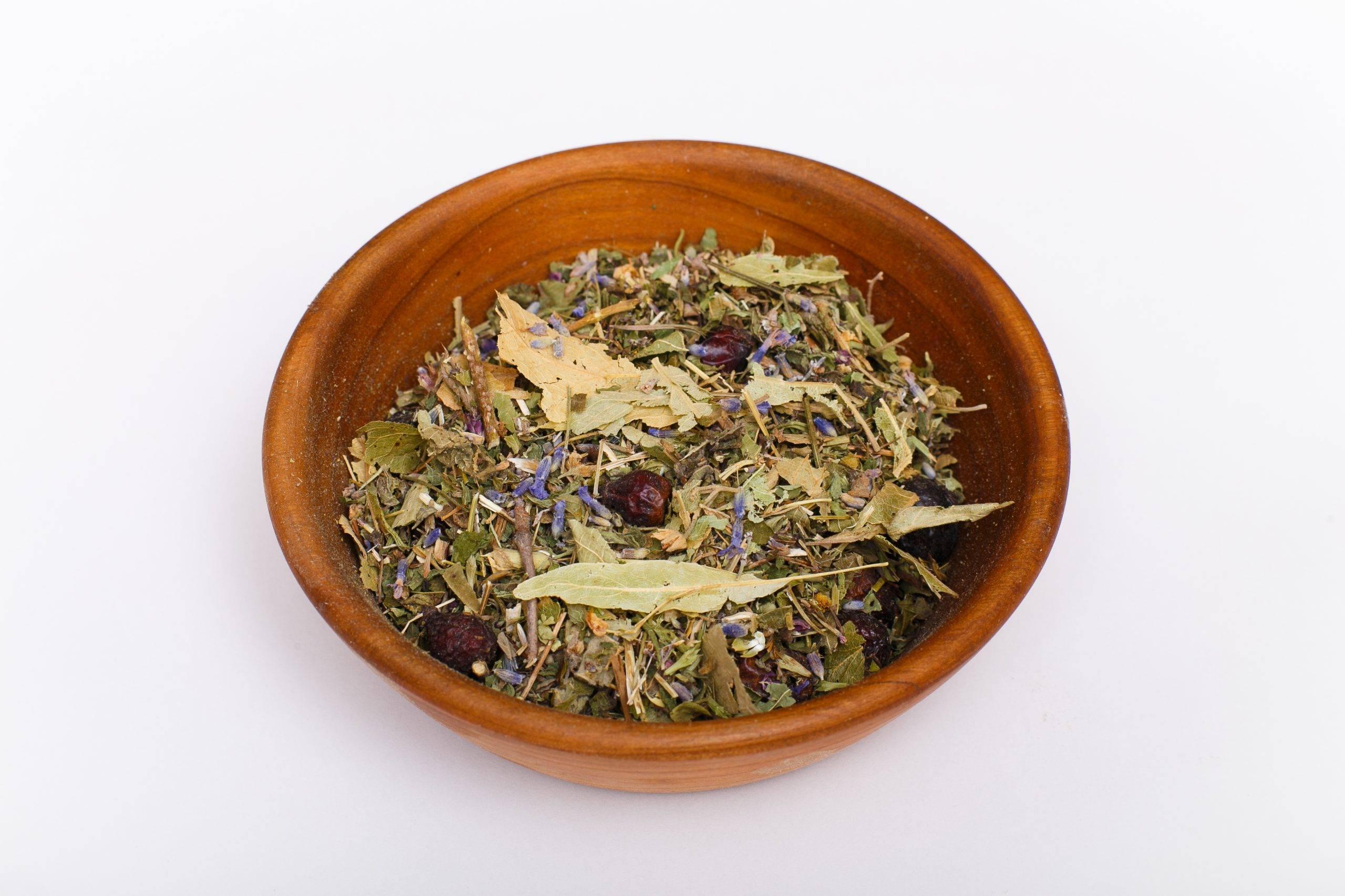 Чай при лечение кашля
