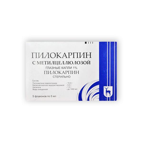 Офтан пилокарпин - инструкция по применению, 13 аналогов