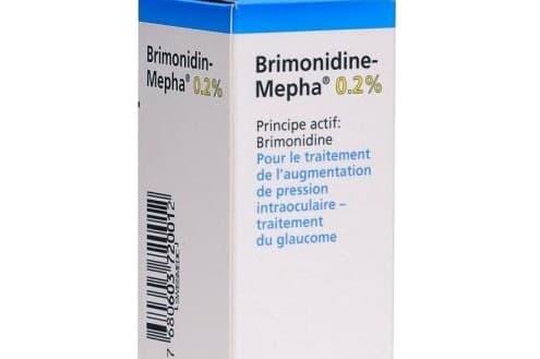 Бримонидин: действие препарата, формы выпуска и инструкция