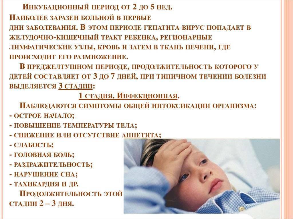 Инкубационный период ангины у взрослых и детей