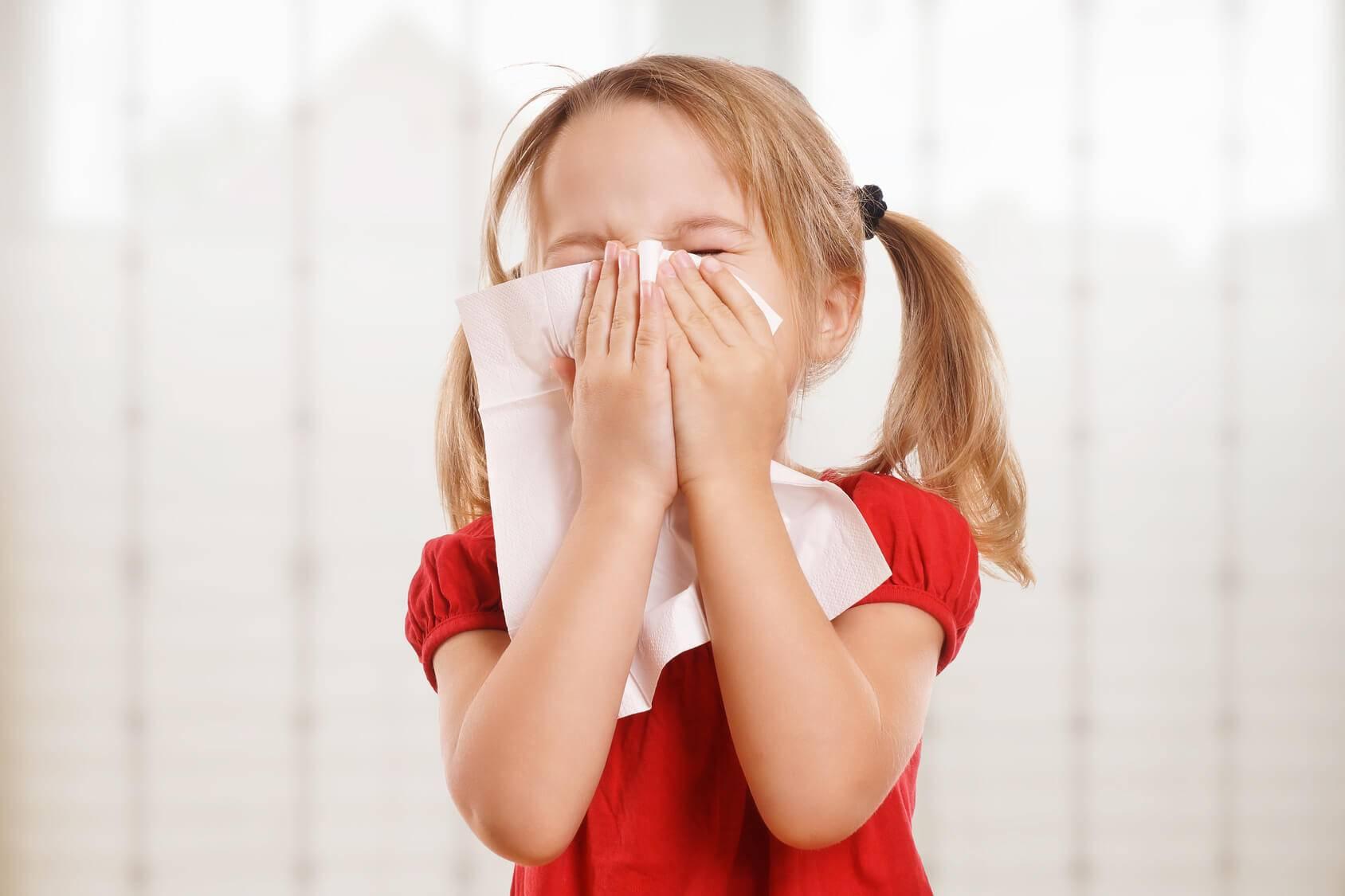 Ринофарингит - детские  болезни:  как лечить
