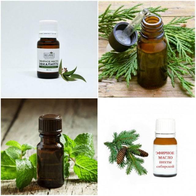 Какие эфирные масла помогают от насморка и как их использовать